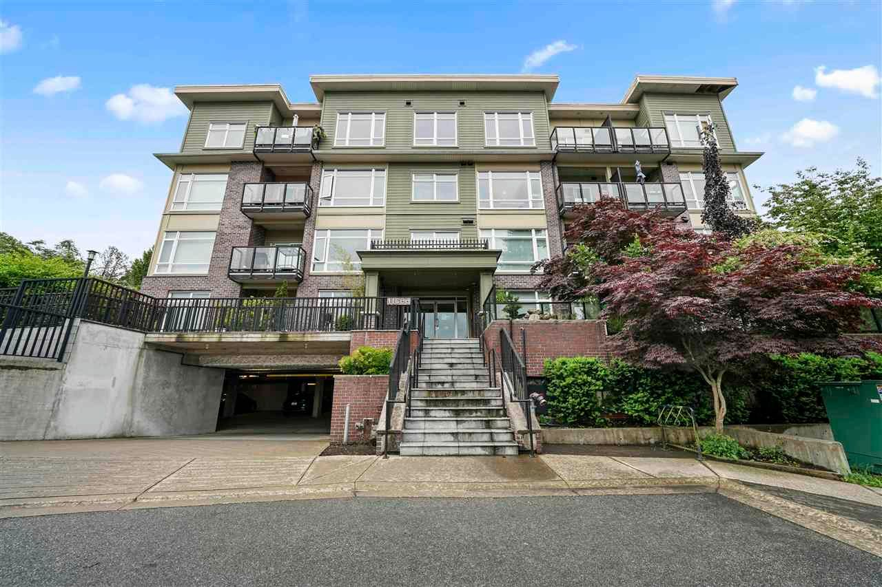 "Main Photo: 407 11566 224 Street in Maple Ridge: East Central Condo for sale in ""Cascada"" : MLS®# R2592634"