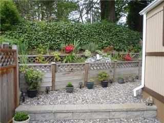 """Photo 9: 40 4200 DEWDNEY TRUNK Diversion in Coquitlam: Ranch Park Manufactured Home for sale in """"HideAway Park"""" : MLS®# V923597"""