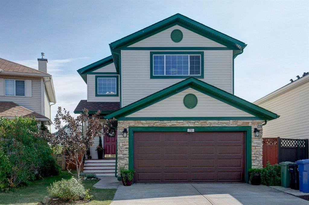 Main Photo: 73 CIMARRON MEADOWS Close: Okotoks Detached for sale : MLS®# A1032152