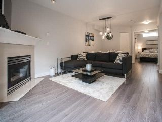 """Photo 2: 222 678 W 7TH Avenue in Vancouver: Fairview VW Condo for sale in """"LIBERTE"""" (Vancouver West)  : MLS®# V1126235"""