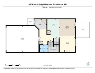 Photo 33: 407 Ranch Ridge Meadow: Strathmore Row/Townhouse for sale : MLS®# A1074181