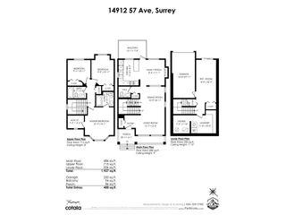 Photo 39: 14912 57 Avenue in Surrey: Sullivan Station House for sale : MLS®# R2559860