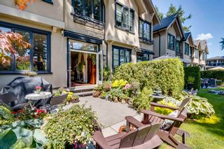 """Photo 10: 527 2580 LANGDON Street in Abbotsford: Abbotsford West Townhouse for sale in """"BROWNSTONES"""" : MLS®# R2607055"""
