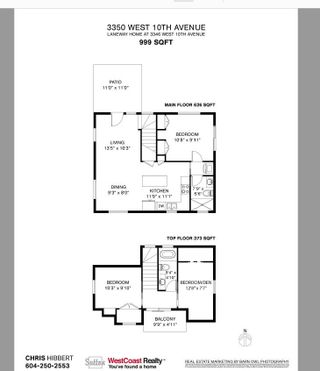 Photo 38: 3346 W 10TH Avenue in Vancouver: Kitsilano House for sale (Vancouver West)  : MLS®# R2591321