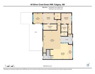 Photo 20: 44 Silver Crest Green NW in Calgary: Silver Springs Detached for sale : MLS®# A1078798