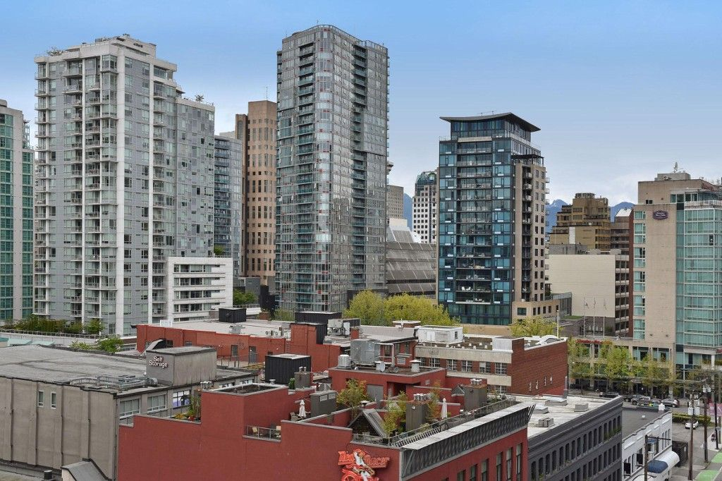"""Photo 18: Photos: 1708 928 BEATTY Street in Vancouver: Yaletown Condo for sale in """"MAX 1"""" (Vancouver West)  : MLS®# R2165040"""