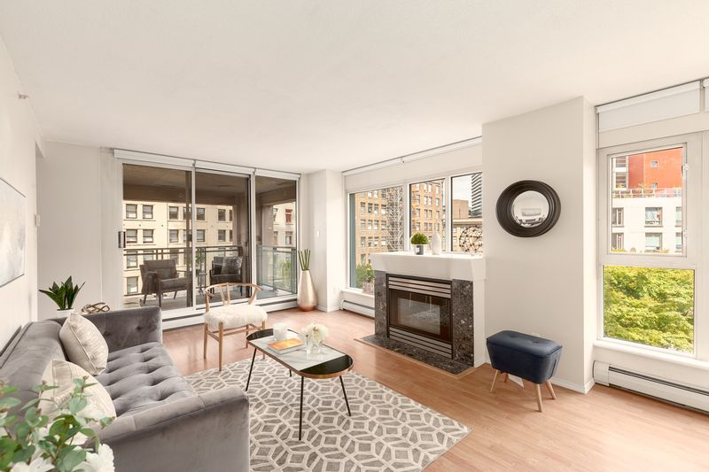 FEATURED LISTING: 602 - 183 Keefer Place Vancouver