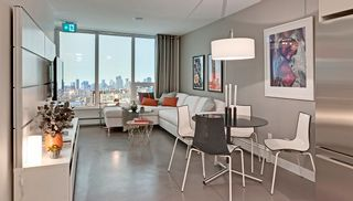 Photo 6: 203 231 E Pender Street in Vancouver: Downtown VE Condo for sale (Vancouver East)