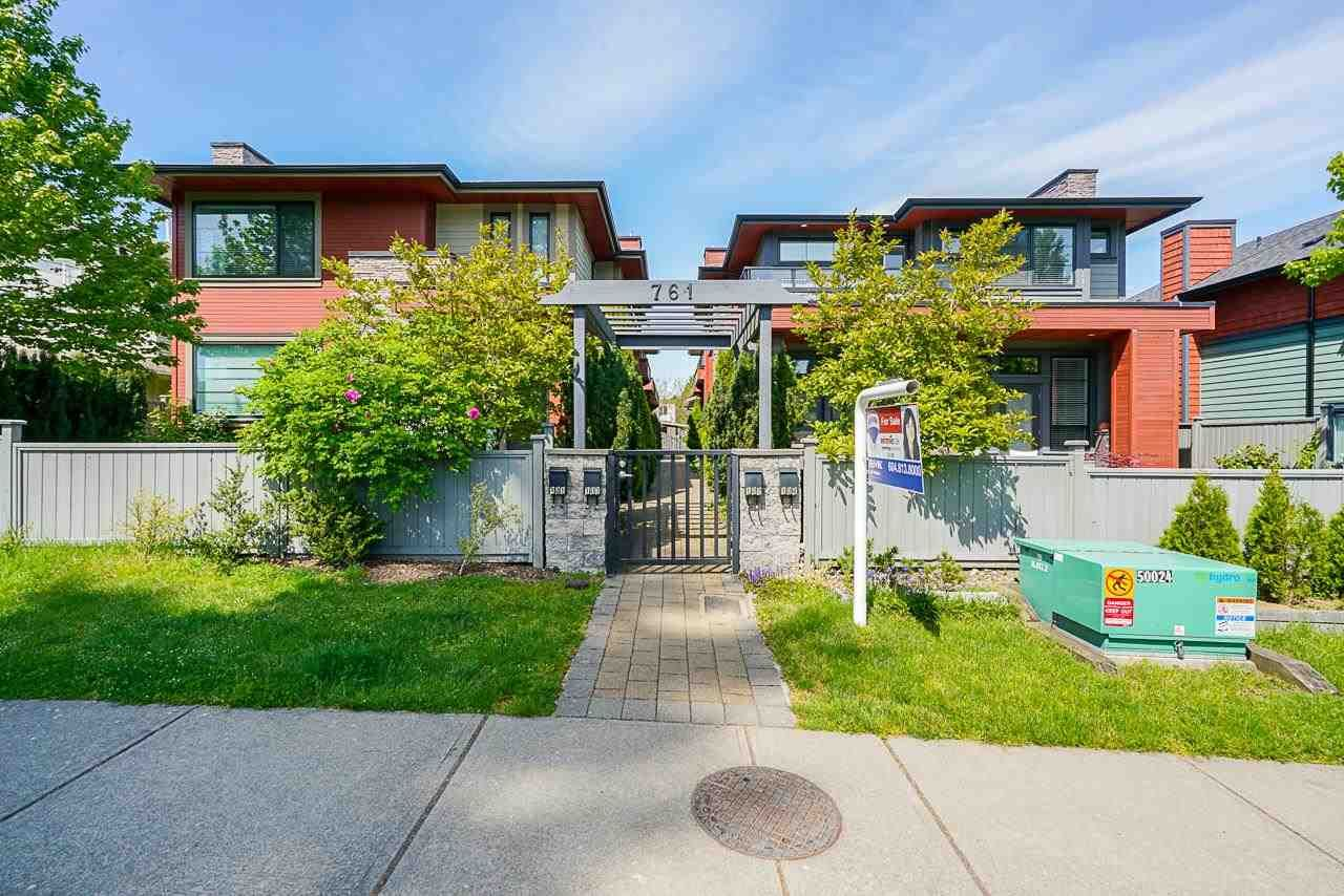 Main Photo: 104 761 MILLER Avenue in Coquitlam: Coquitlam West House for sale : MLS®# R2580263