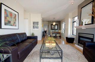 Photo 1: 502 2228 Marstrand Avenue in Solo: Home for sale