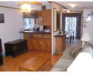 """Photo 4: 14520 HUBERT Road in Prince_George: Hobby Ranches Manufactured Home for sale in """"HOBBY RANCHES"""" (PG Rural North (Zone 76))  : MLS®# N188454"""