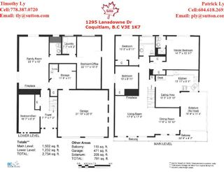 Photo 7: 1295 LANSDOWNE Drive in Coquitlam: Upper Eagle Ridge House for sale : MLS®# R2044705