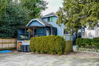 Photo 1: 932 TWENTIETH Street in New Westminster: Connaught Heights House for sale : MLS®# R2542521