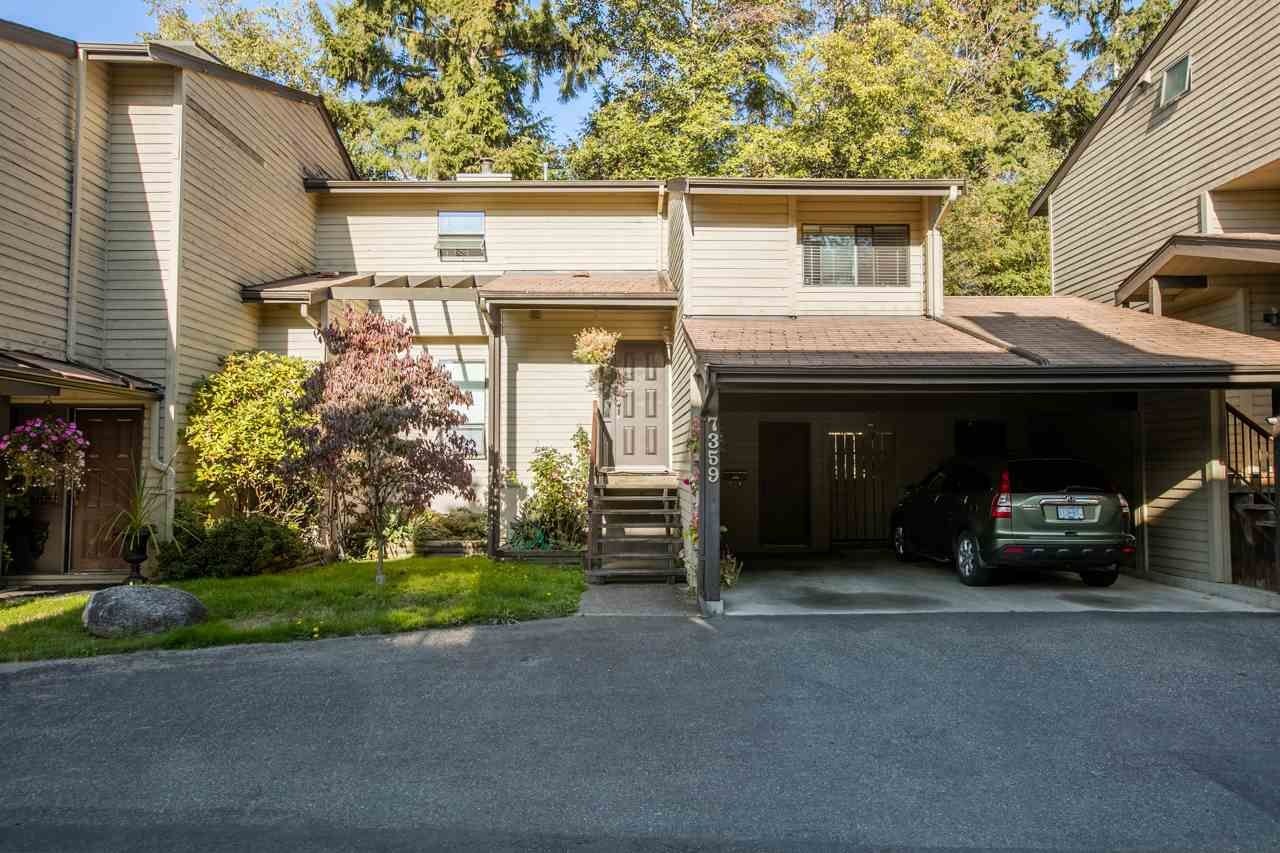 """Main Photo: 7359 PINNACLE Court in Vancouver: Champlain Heights Townhouse for sale in """"PARKLANE"""" (Vancouver East)  : MLS®# R2207367"""