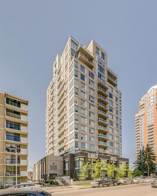 Photo 1: 1605 1500 7 Street SW in Calgary: Beltline Apartment for sale : MLS®# A1071047