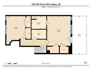 Photo 32: 102 1728 35 Avenue SW in Calgary: Altadore Row/Townhouse for sale : MLS®# A1101740