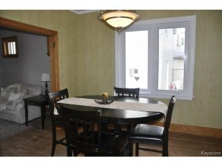 Photo 3: 555 Alfred Avenue in WINNIPEG: North End Residential for sale (North West Winnipeg)  : MLS®# 1409655