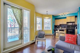 Photo 4: 204 323 18 Avenue SW in Calgary: Mission Apartment for sale : MLS®# A1116799