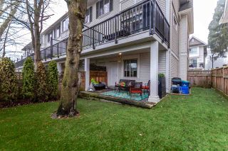 """Photo 20: 16 1708 KING GEORGE Boulevard in Surrey: King George Corridor Townhouse for sale in """"George"""" (South Surrey White Rock)  : MLS®# R2229813"""