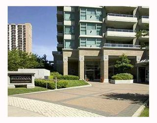 """Photo 1: 1802 4398 BUCHANAN Street in Burnaby: Brentwood Park Condo for sale in """"Buchanan Towers"""" (Burnaby North)  : MLS®# V891463"""
