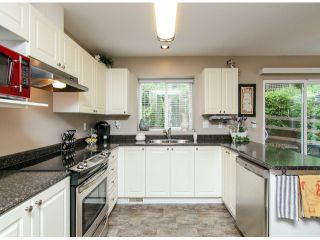 """Photo 7: 22 3902 LATIMER Street in Abbotsford: Abbotsford East Townhouse for sale in """"Country View Estates"""" : MLS®# F1416425"""