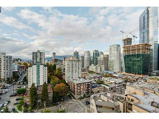 """Photo 8: 1403 1050 SMITHE Street in Vancouver: West End VW Condo for sale in """"THE STERLING"""" (Vancouver West)  : MLS®# V1092092"""