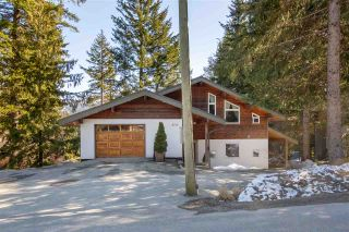 """Photo 1: 8180 ALPINE Way in Whistler: Alpine Meadows House for sale in """"Alpine Meadows"""" : MLS®# R2561477"""