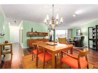 """Photo 5: 704 1450 PENNYFARTHING Drive in Vancouver: False Creek Condo for sale in """"Harbour Cove"""" (Vancouver West)  : MLS®# V1103725"""