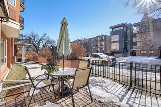 Photo 40: 110 838 19 Avenue SW in Calgary: Lower Mount Royal Apartment for sale : MLS®# A1073517