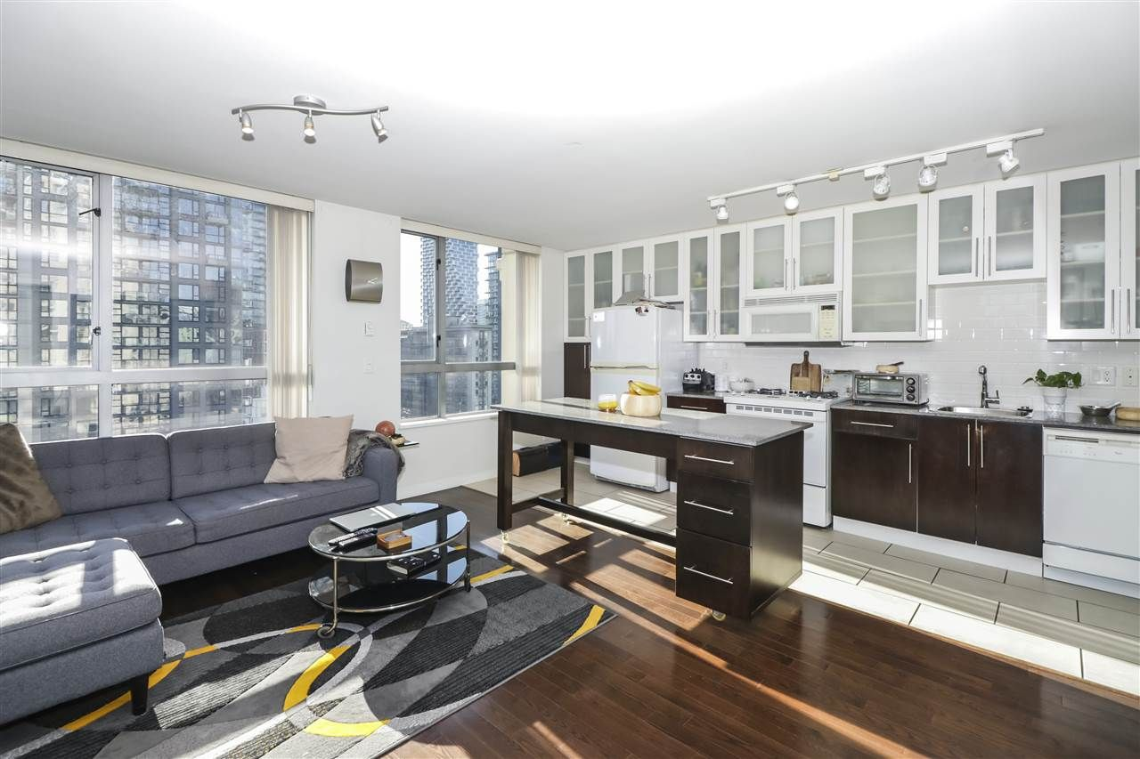 Main Photo: 1206 1225 RICHARDS STREET in Vancouver: Downtown VW Condo for sale (Vancouver West)  : MLS®# R2445592