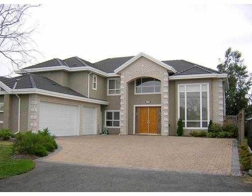 Main Photo: 3720 PACEMORE Avenue in Richmond: Seafair House for sale : MLS®# V750480