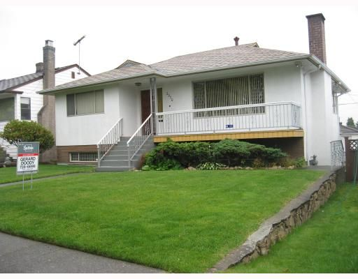 Main Photo: 3370 E 46TH Avenue in Vancouver: Killarney VE House for sale (Vancouver East)  : MLS®# V726014