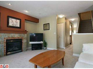 """Photo 4: 28 6450 199TH Street in Langley: Willoughby Heights Townhouse for sale in """"LOGANS LANDING"""" : MLS®# F1019917"""
