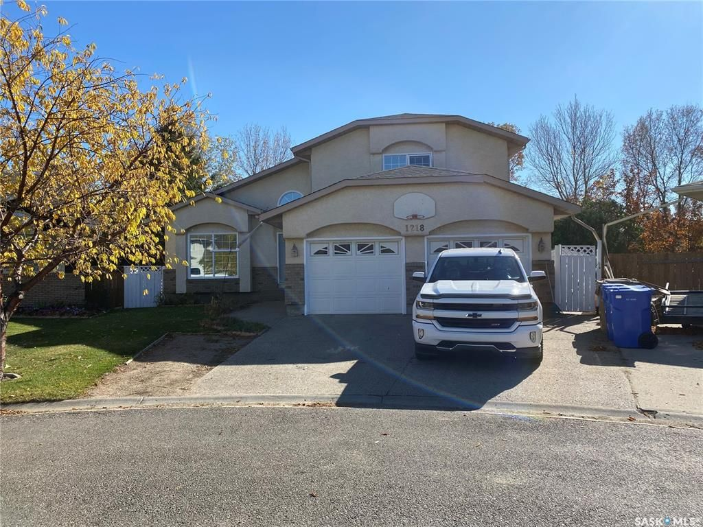 Main Photo: 1218 Youngson Place North in Regina: Lakeridge RG Residential for sale : MLS®# SK841071