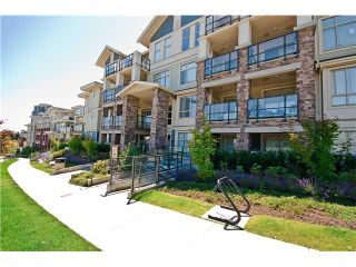 "Photo 1: 203 290 FRANCIS Way in New Westminster: Fraserview NW Condo for sale in ""The Grove"" : MLS®# V837552"