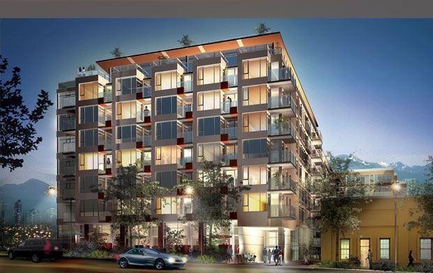 """Main Photo: 814 250 E 6th Ave in Vancouver: Condo for sale in """"District of South Main"""" (Vancouver East)"""