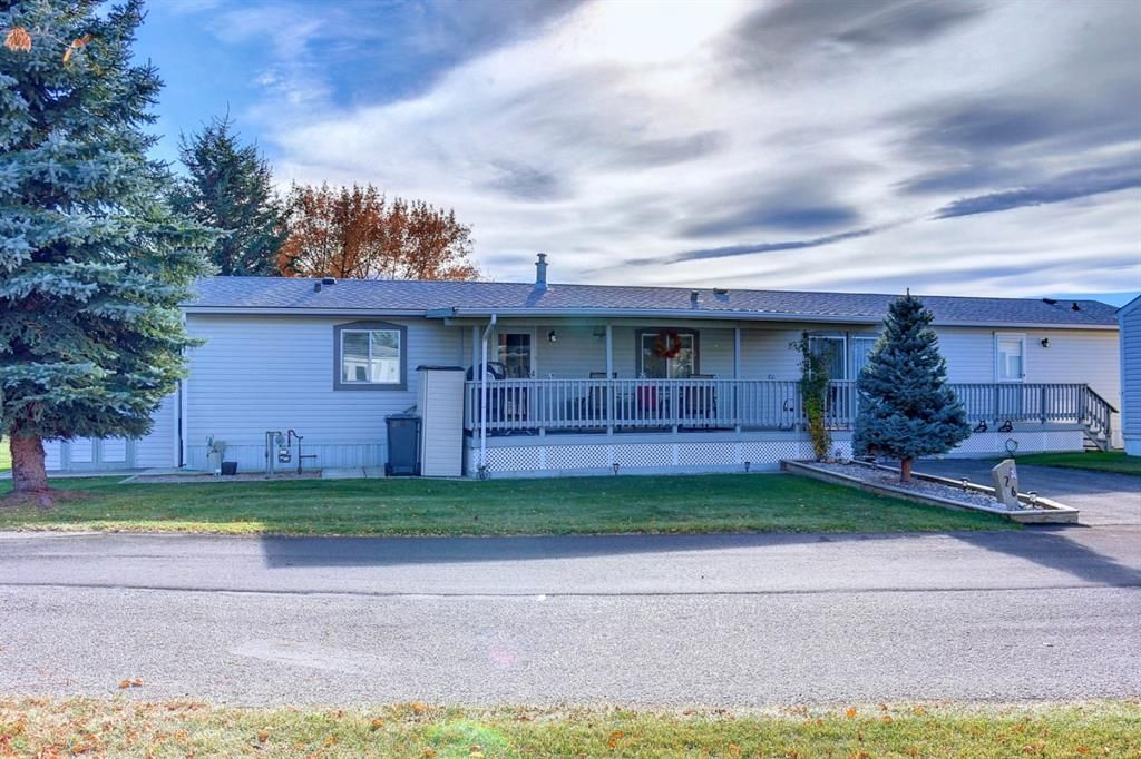 Main Photo: 26 Doubletree Way: Strathmore Mobile for sale : MLS®# A1151333