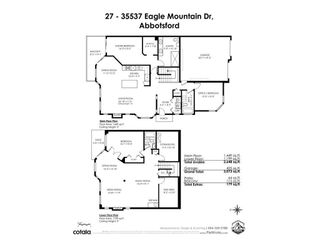 Photo 37: 27 35537 EAGLE MOUNTAIN Drive in Abbotsford: Abbotsford East Townhouse for sale : MLS®# R2572337
