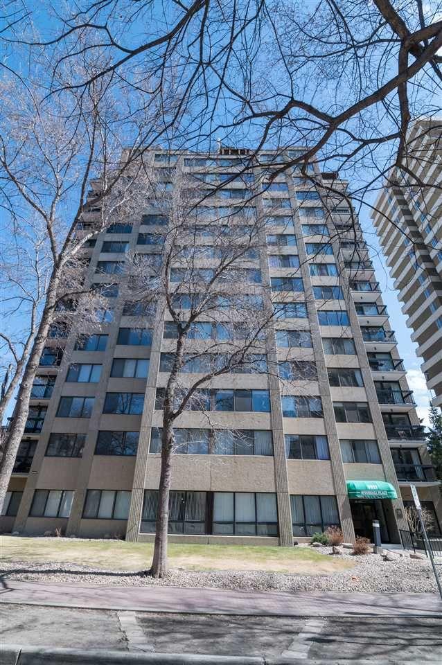 Main Photo: 1502 9921 104 Street in Edmonton: Zone 12 Condo for sale : MLS®# E4239123
