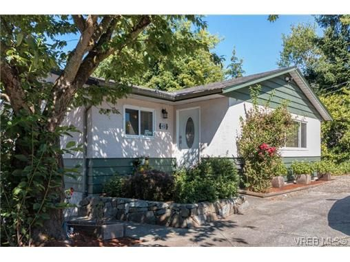 Main Photo: 4020 Glanford Ave in VICTORIA: SW Glanford House for sale (Saanich West)  : MLS®# 738146