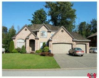 Photo 1: 9772 180TH Street in Surrey: Fraser Heights House for sale (North Surrey)  : MLS®# F1004142