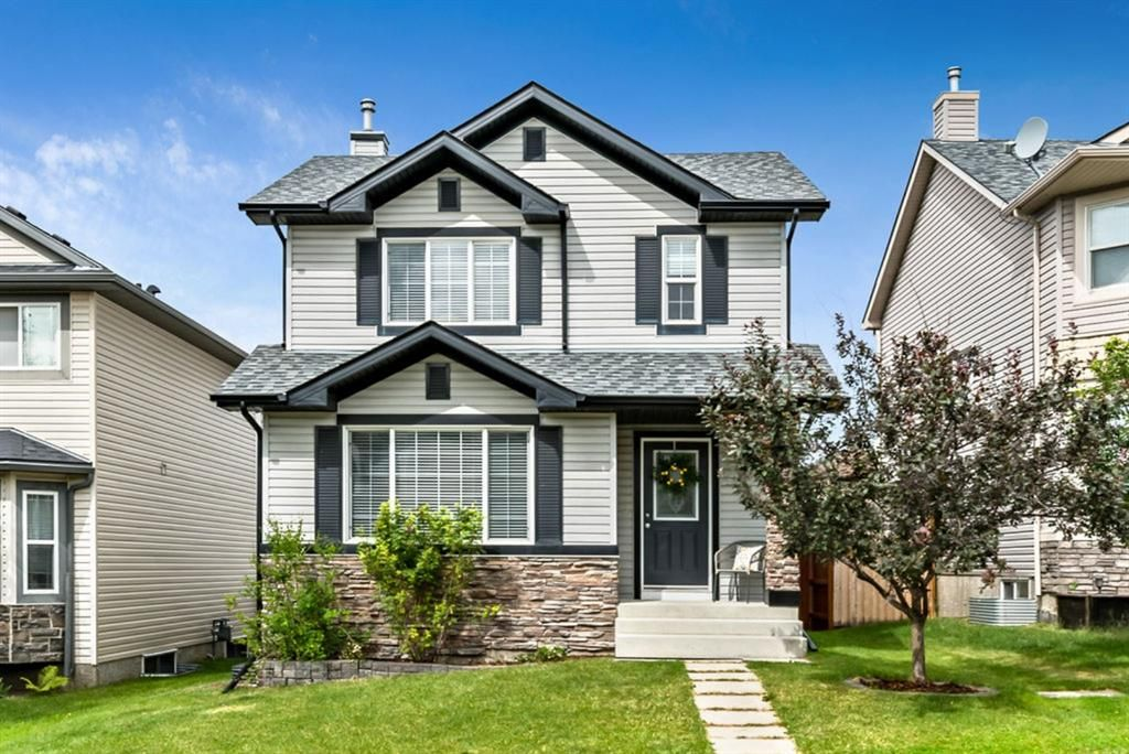 Main Photo: 22 CRYSTAL SHORES Heights: Okotoks Detached for sale : MLS®# A1012780
