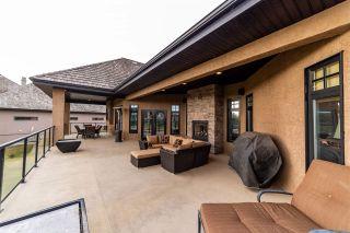 Photo 47: 70 Greystone Drive: Rural Sturgeon County House for sale : MLS®# E4226808