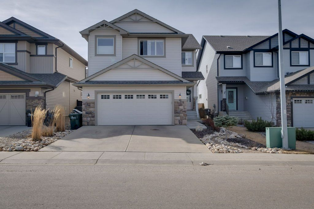 Main Photo: 16 CODETTE Way: Sherwood Park House for sale : MLS®# E4237097