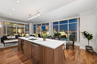 """Photo 6: 801 185 VICTORY SHIP Way in North Vancouver: Lower Lonsdale Condo for sale in """"Cascade East At The Pier"""" : MLS®# R2591377"""