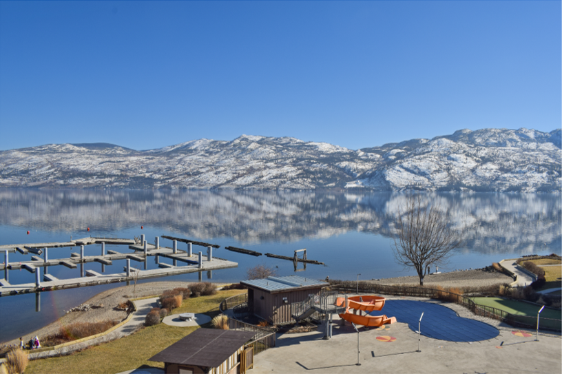 Main Photo: 410 4205 GELLATLY ROAD in Kelowna: Out of Area Condo for sale