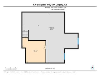 Photo 33: 170 Everglade Way SW in Calgary: Evergreen Detached for sale : MLS®# A1086306