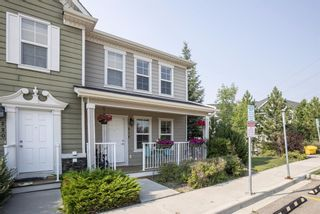 Photo 1: 216 Cascades Pass: Chestermere Row/Townhouse for sale : MLS®# A1133631