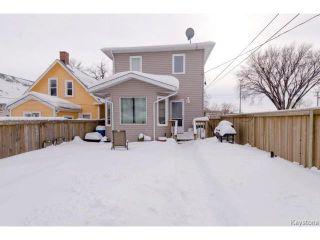 Photo 18: 315 Pandora Avenue West in WINNIPEG: Transcona Residential for sale (North East Winnipeg)  : MLS®# 1401752