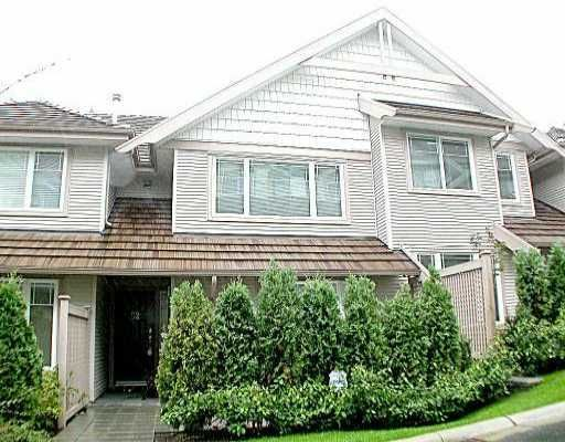 """Main Photo: 43 2351 PARKWAY Boulevard in Coquitlam: Westwood Plateau Townhouse for sale in """"Westwood Plateau"""" : MLS®# V637906"""